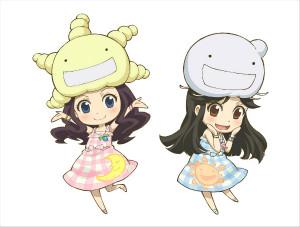 現役女子高校生ユニット『ClariS』×TVアニメ『もやしもん リターンズ』コラボイラスト公開 OPテーマに決定