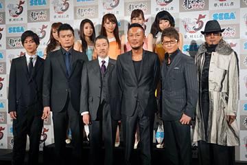 いよいよ明後日発売『龍が如く5』 大東俊介、哀川翔らキャスト陣が語る