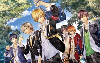 乙女ゲーム『STORM LOVER 2nd』キャストが発表 下野紘、小野友樹ら出演