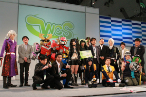 【TAF2013】「世界コスプレサミット2013」TAF予選大会開催 岸田メル重大発表も