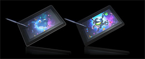 ワコムから携帯できる高性能タブレット「Cintiq Companion」を新発売 PhotoshopCCとの相性も