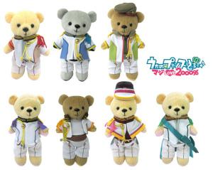 「うた☆プリ」マジLOVE2000% くまめいと「ST☆RISH」衣装、先輩の衣装が登場