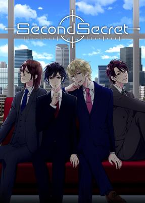 BLノベルゲーム「SecondSecret」配信決定、事前登録開始のお知らせ